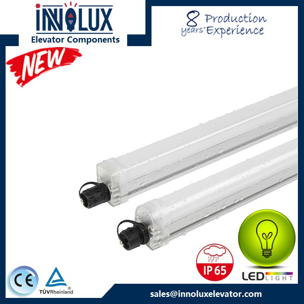 Tri-proof LED Fitting Series IP65 for Shaft and Motor Room title=