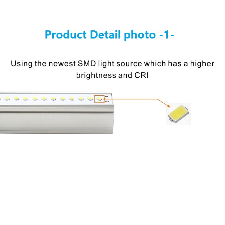 Tri-proof LED Fitting Series IP65 for Shaft and Motor Room
