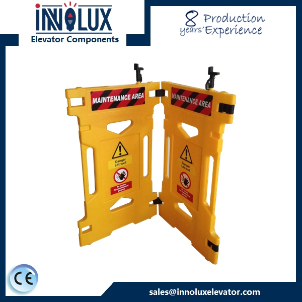 Elevator Maintenace Safety Barrier 110mm